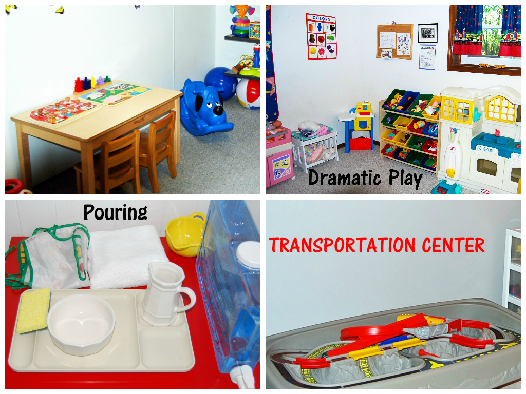 Home Childcare Set-up