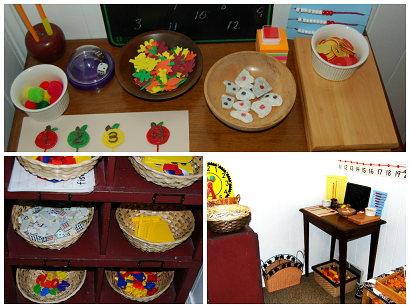 Maths Home Preschool