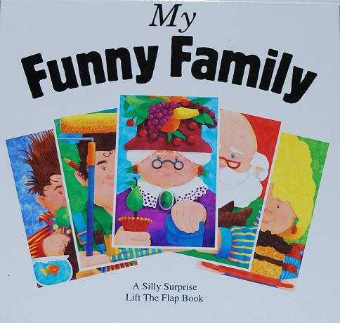 Family Theme Books for Preschool and Kindergarten