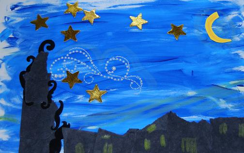 Starry Night Playful Preschool 007