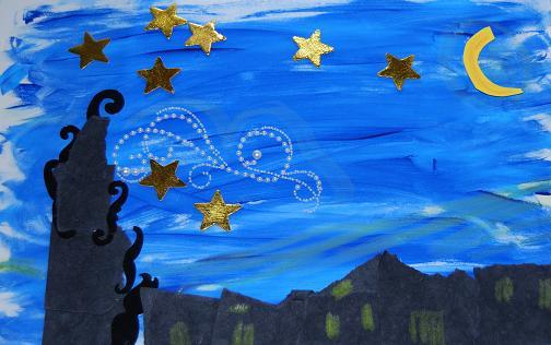 Starry Night Playful Preschool 007