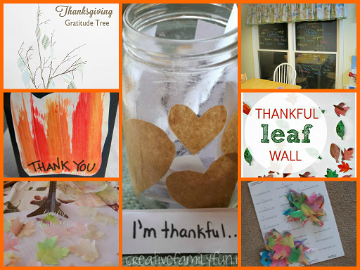 Encouraging Gratitude and Thankfulness with Kids