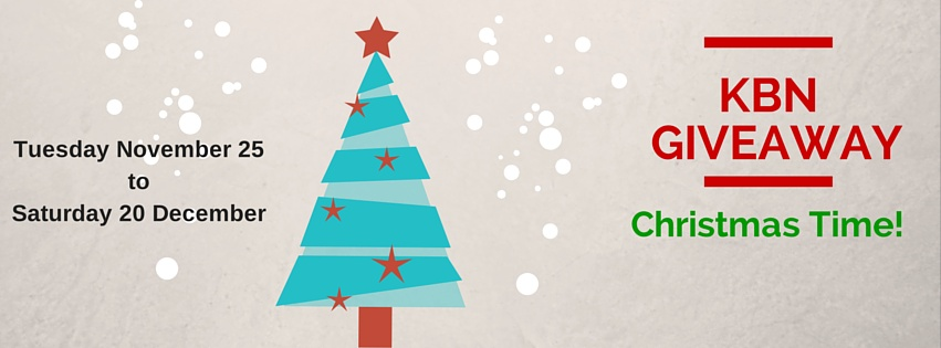 Kid Blogger Network Christmas Giveaway