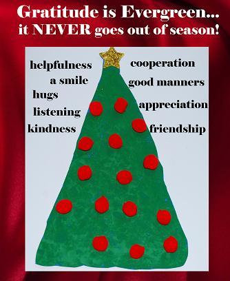 The Giving Tree Gratitude Craft for Preschool