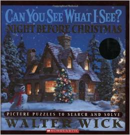 Can You See What I See?:  Night Before Christmas