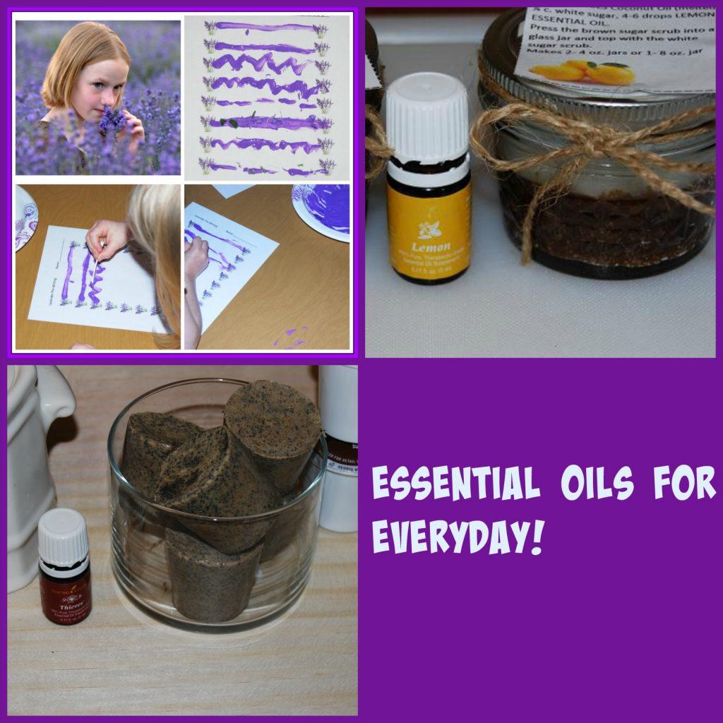 Essential Oils Everyday