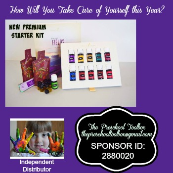 Young Living New Premium Starter Kit
