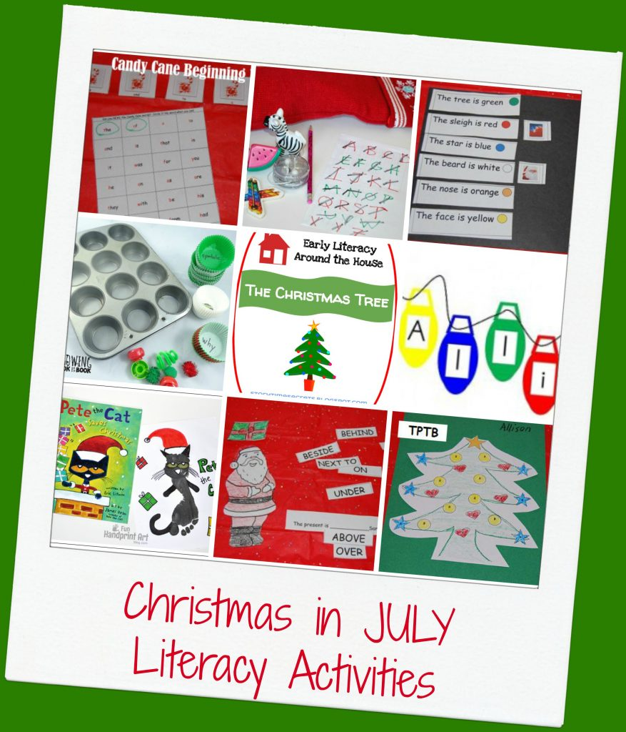 mega christmas in july theme for preschool the preschool toolbox blog. Black Bedroom Furniture Sets. Home Design Ideas