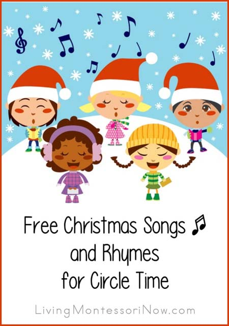 Free christmas songs and rhymes for circle time the preschool free christmas songs and rhymes for circle time m4hsunfo