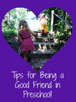 Making Friends in Preschool