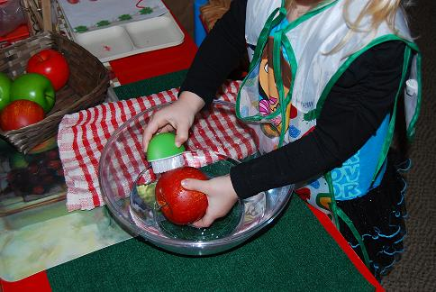Practical Life Skills Activities in Preschool