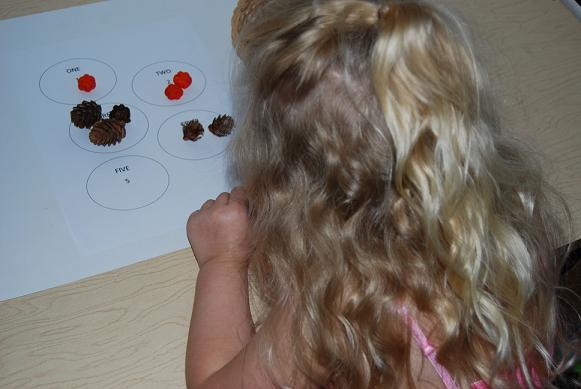 Early One-to-One Correspondence in Preschool!