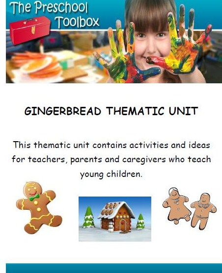 Gingerbread Theme Main Photo