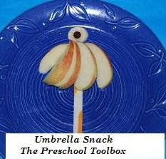 Umbrella-Snack