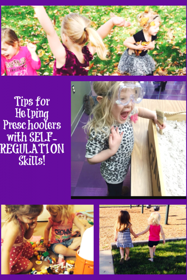 Helping Kids Manage BIG Emotions in Preschool and Beyond!