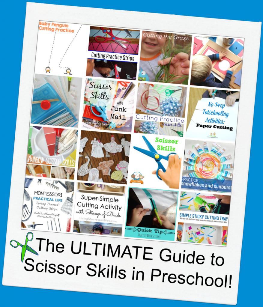 Guide to Scissor Skills in Preschool