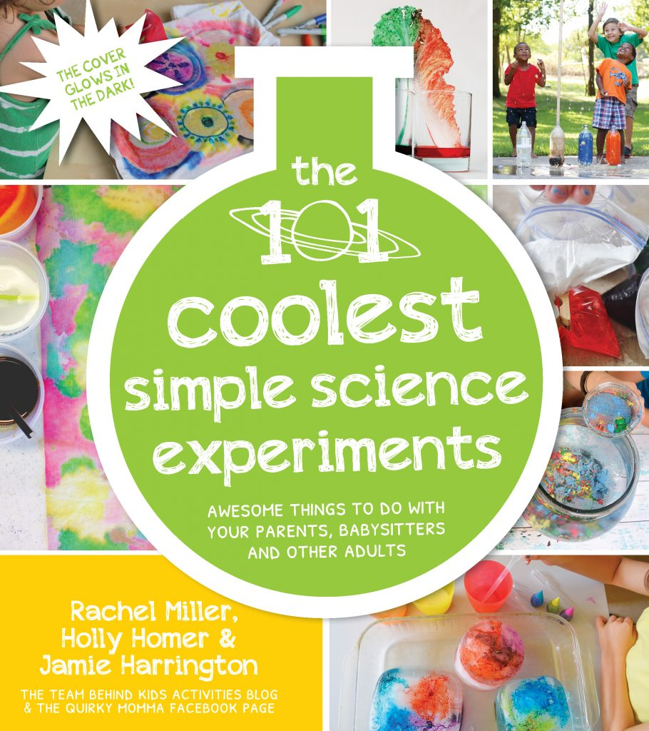 the 101 Coolest Simple Science Experiments (1)