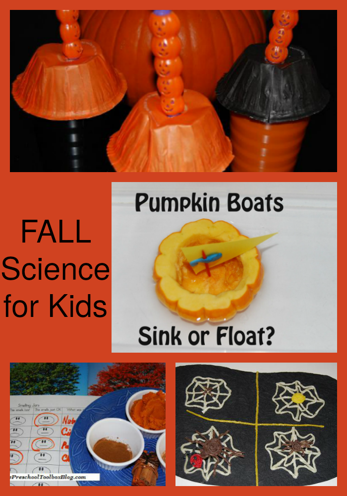 Fall Science for Kids