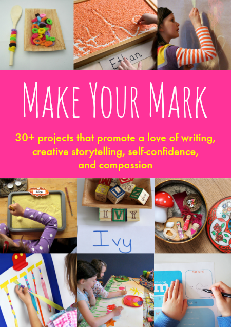 Make Your Mark eBook: Guiding Preschoolers through PLAY!