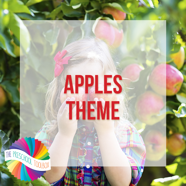 Apples Theme for Preschool