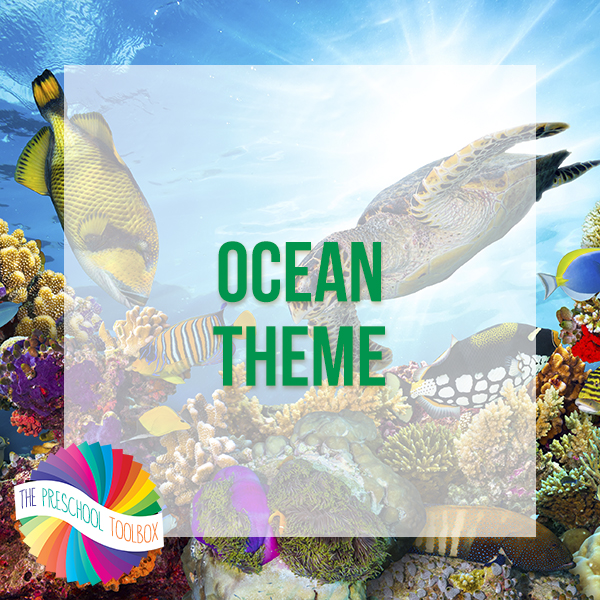 Ocean Animals Theme for Preschool and Kindergarten