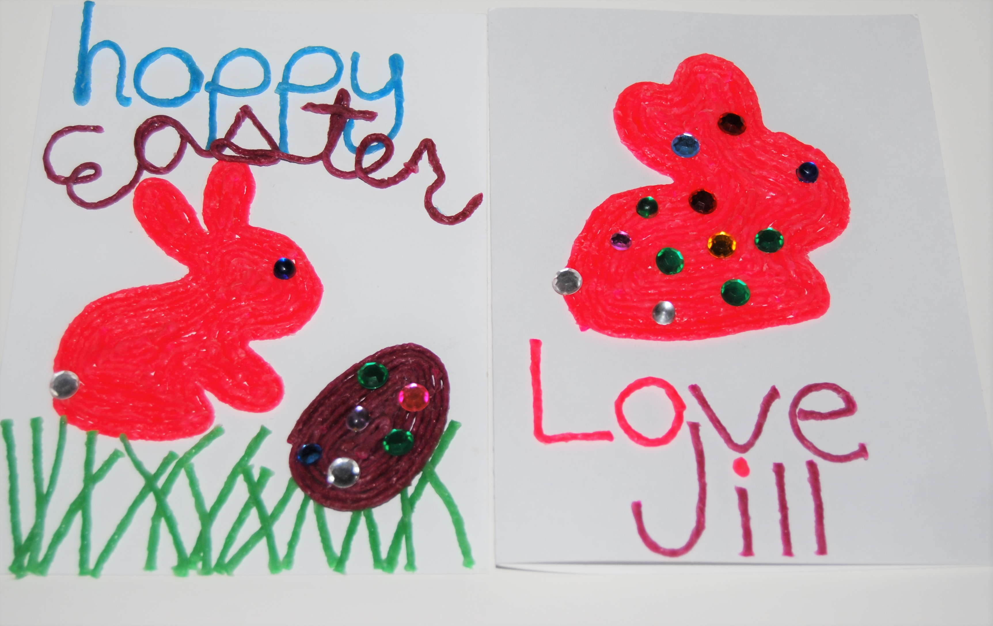 3d easter cards and crafts for kids the preschool toolbox blog