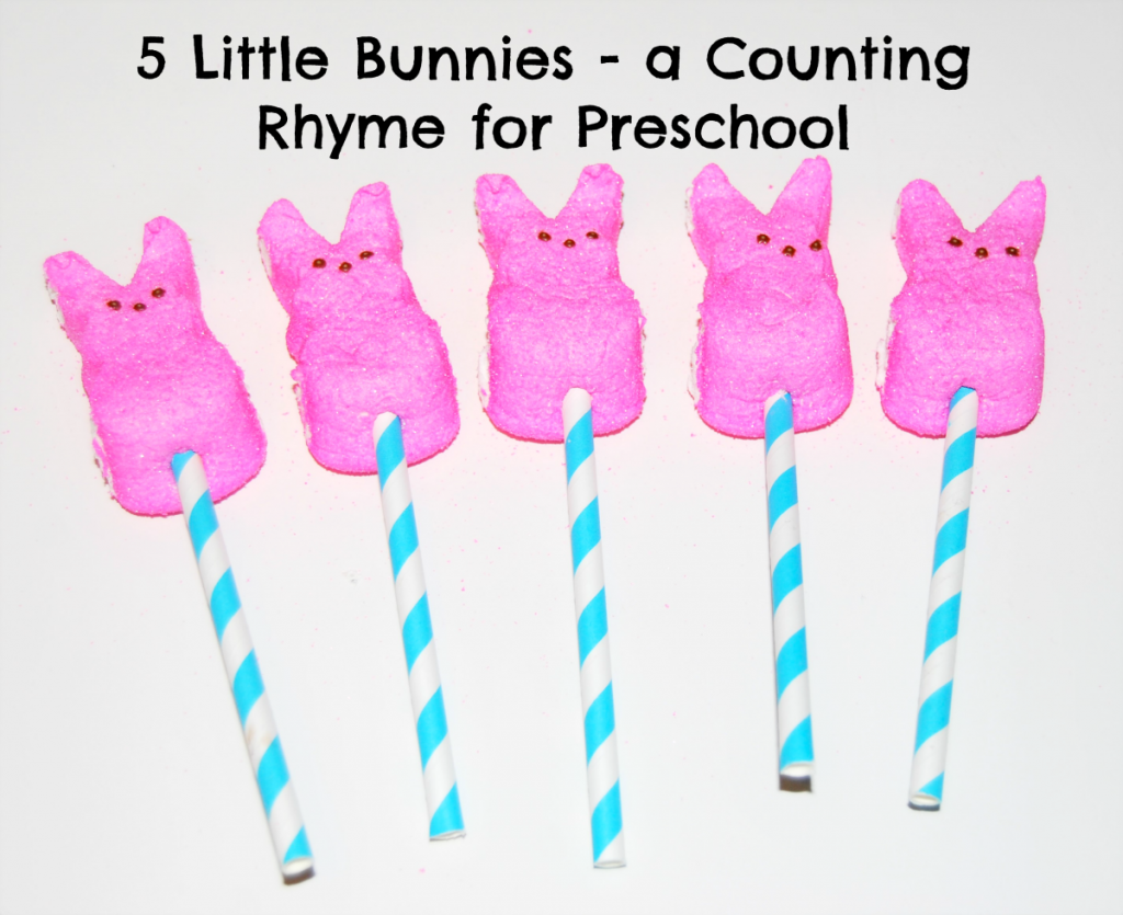 preschool counting songs and fingerplays easter songs counting rhymes finger plays and books for 160