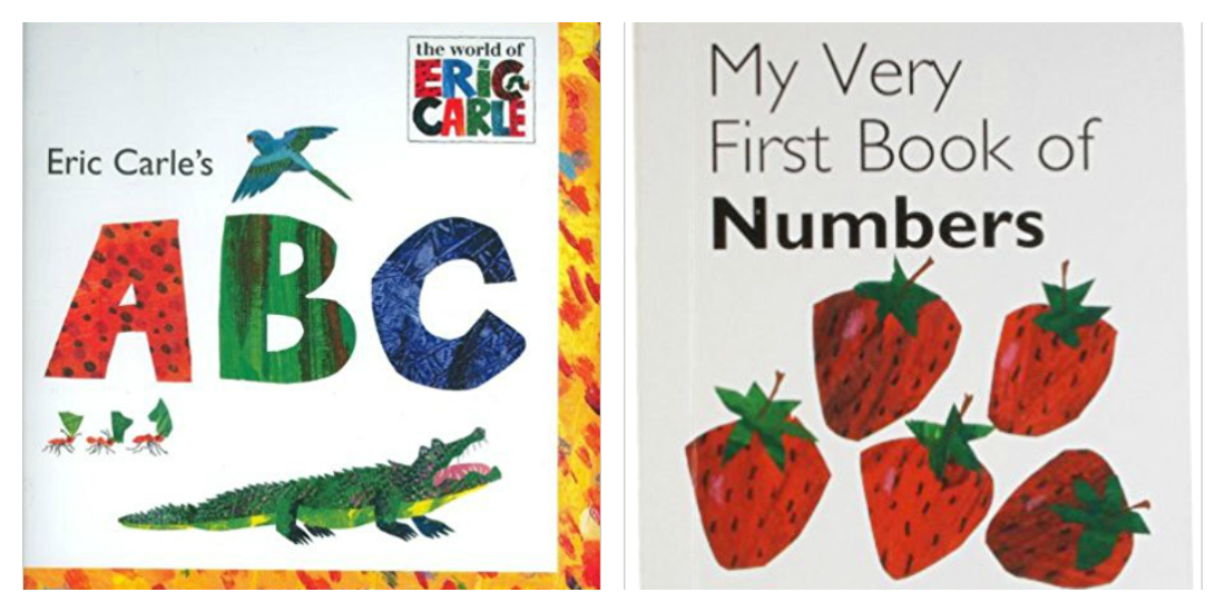 Learn with an Eric Carle Author Study in Preschool