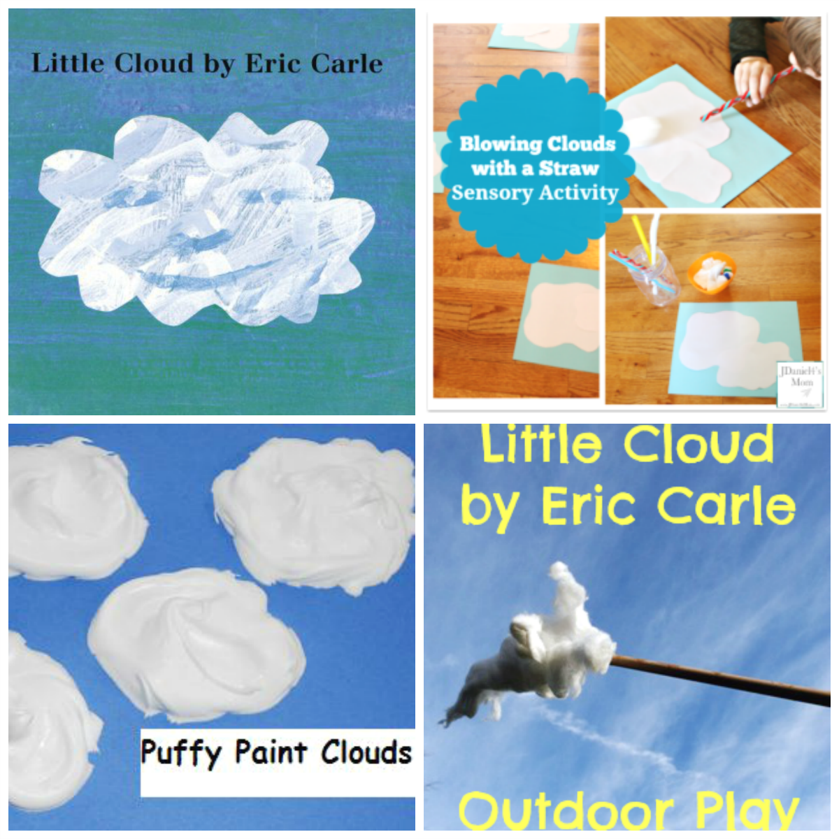 Eric Carle Author Study Activities for Preschoolers