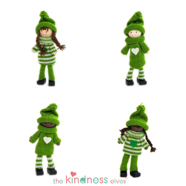 Explore a Kindness for Nature with the Nature Lovers Kindness Elves Set