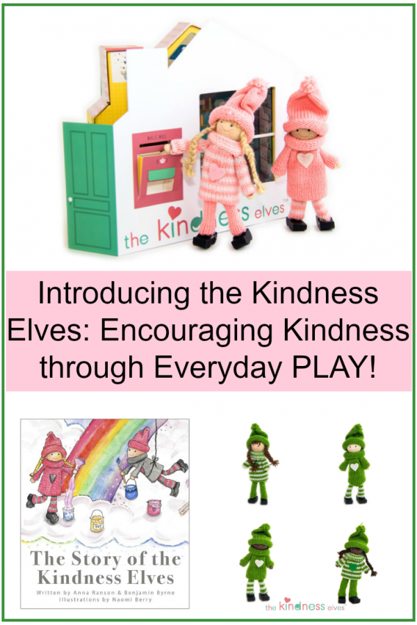 The Kindness Elves: Encouraging Kindness Through PLAY!