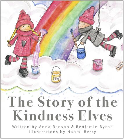 Introduce The Kindness Elves with a Book to Explain the Story of Kindness