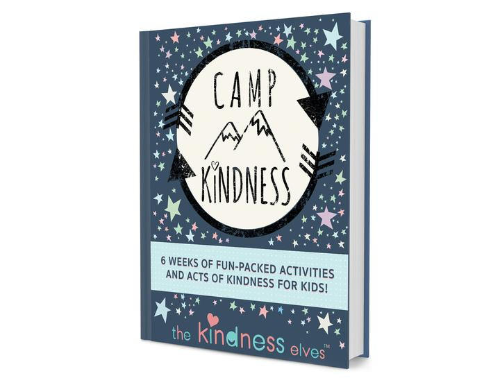 Camp Kindness will empower kids with FUN activities around kindness