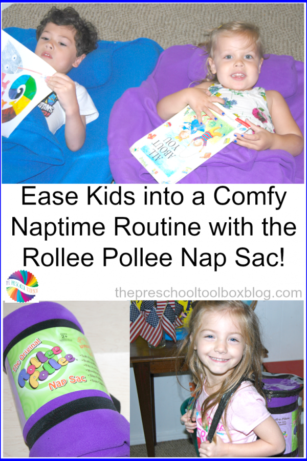 Help Ease Nap Time Struggles with Preschoolers