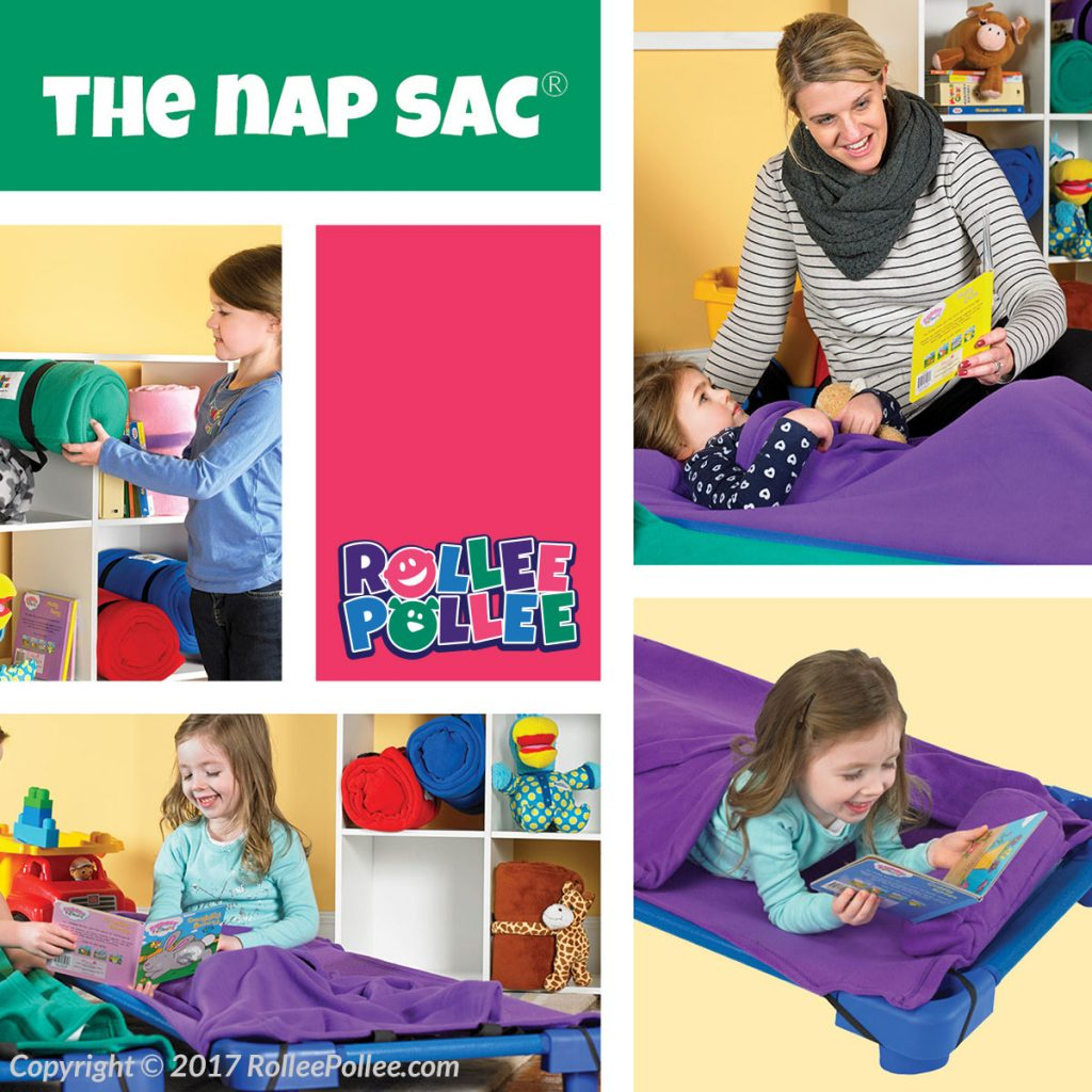 Rollee Pollee Eases Nap Time Struggles with Preschoolers