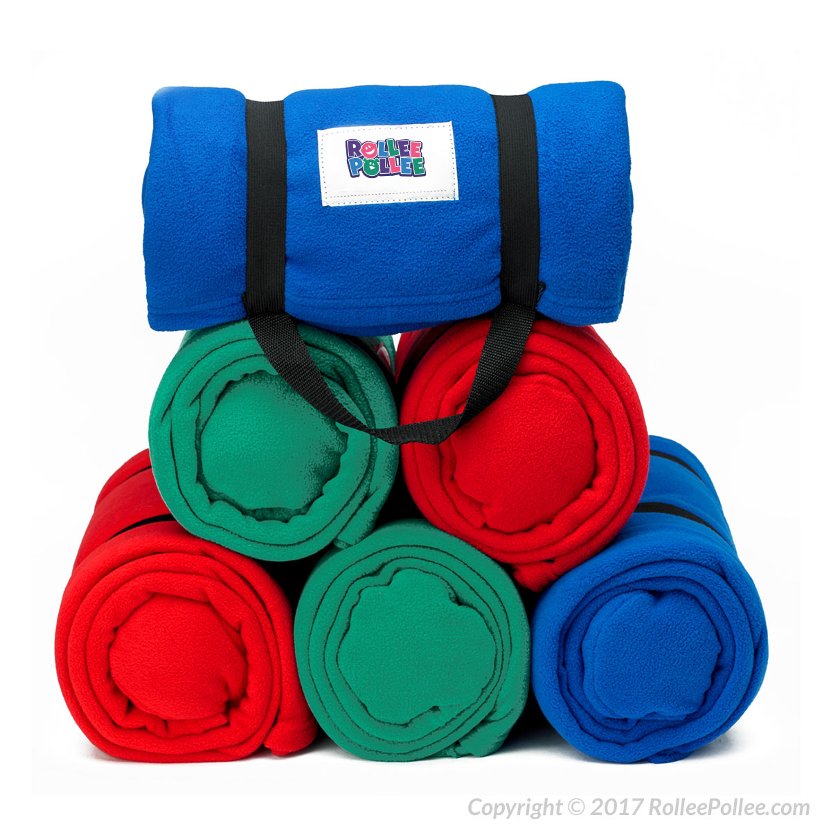 Rollee Pollee Nap Sac - a blanket and pillow in ONE bundle of FUN!