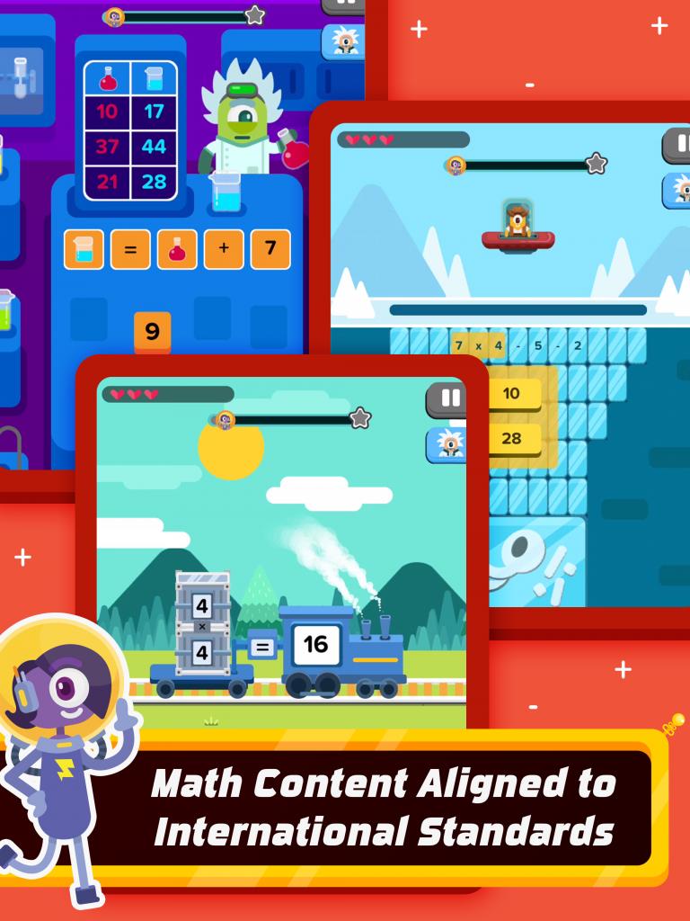 ZapZapMath K-6 Review + Printable Winter Counting Mats #ZapZapMath ...