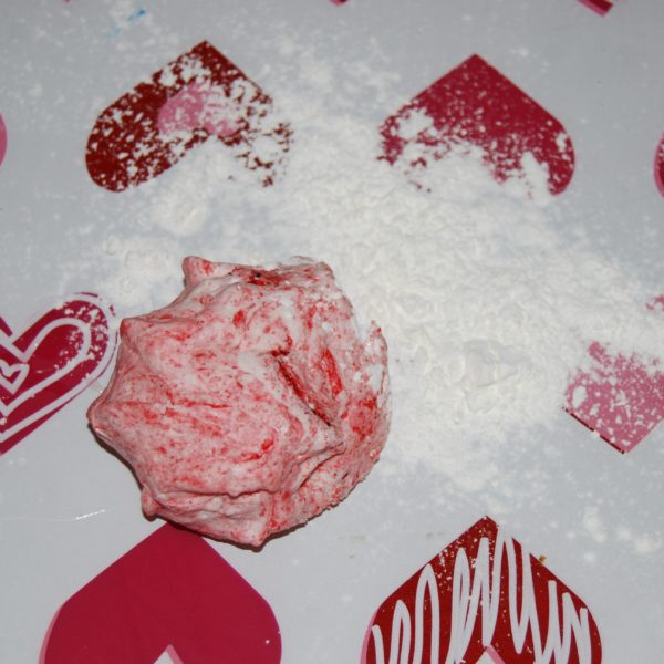 Valentine's Day STEAM Playdough Challenge for Kids