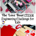February STEAM Challenge for Kids