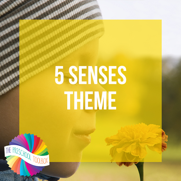 Playful Learning with ALL 5 Senses in Preschool