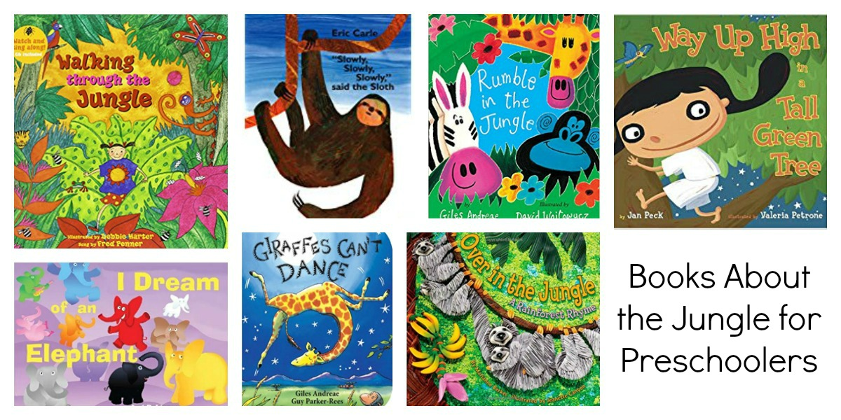 Preschool Jungle Books