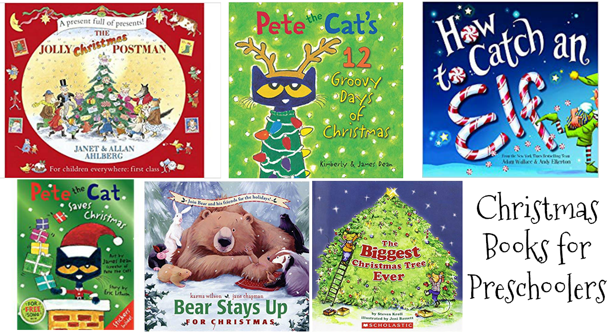 Books for Preschool Christmas Gifts