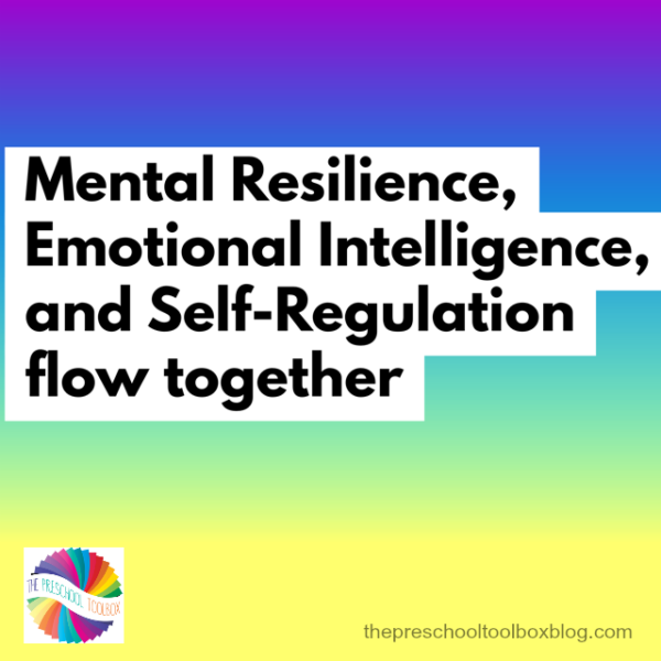Resilience can be taught in Preschool