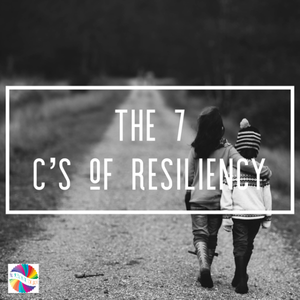 Encourage Resiliency in Preschool with The 7 C's