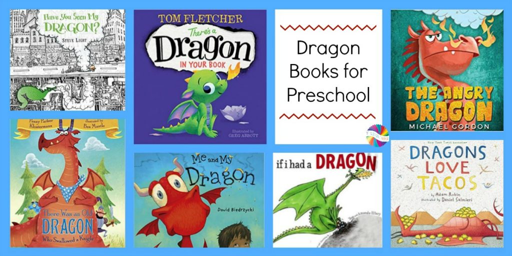 Dragon Books for Preschoolers