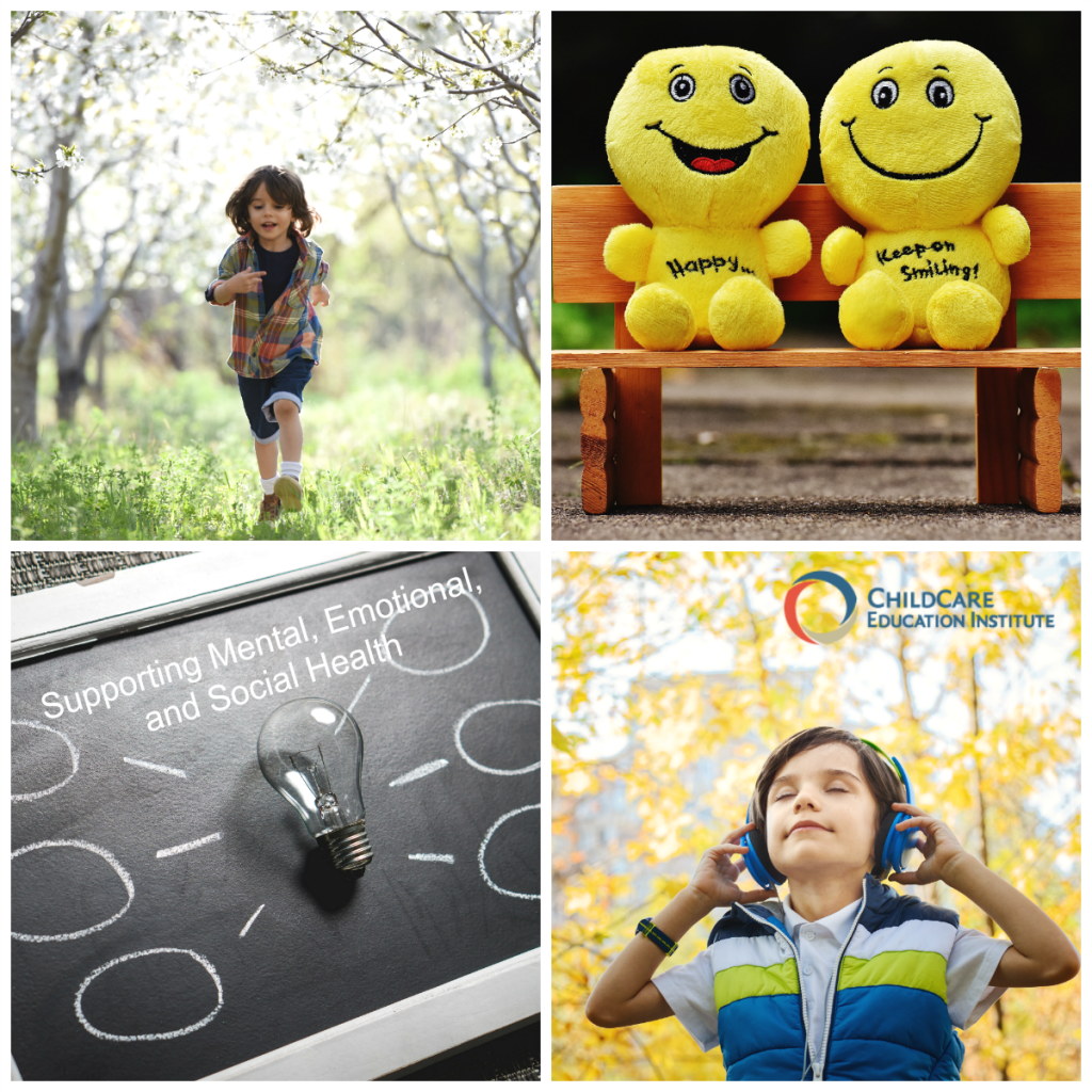 10 Essential Topics in ECE for Supporting Mental, Emotional, and Social Health in Early Childhood Environments from CCEI Online