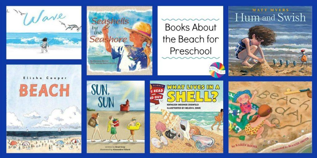 Beach Books for Preschoolers