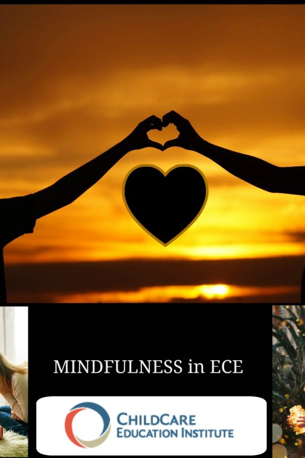 Mindfulness in the Early Childhood Environment