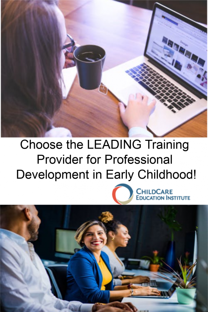 CCEI a Leader for Professional Development in Early Childhood