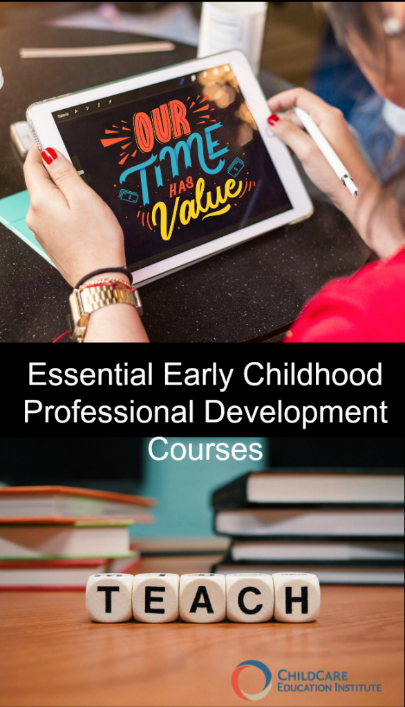 Essential Early Childhood Professional Development Courses from CCEI